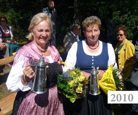 Lieselotte Lauritsch, Maria Wuggonig