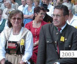 Sieglinde Jank-Arrich, Hans Obereder (+)