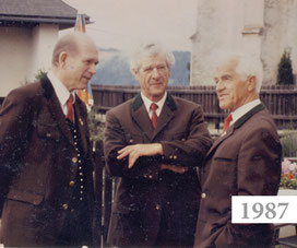 Stefan Gerdej †, Franz Stimpfl †