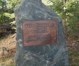 Franz Stelzhamer, 2002