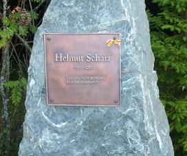 Helmut Scharf, 2010