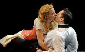 théâtre, châtelet, passion, comédie musicale