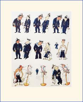 No. 11419, Punch naval cartoon
