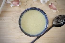 Wärmende Karottensuppe mit Ingwer