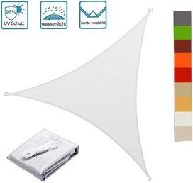 tenda #vela #ombreggiante #impermeabile #PES #bianca