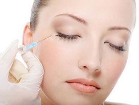 Botox injection Dr Sarah Parkes Skin Clinic