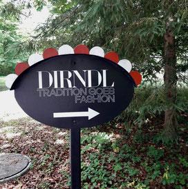 Tradition goes Fashion Dirndlliebe