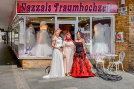 #Nazzals Traumhochzeit #Brautkleider  #Standesamt #love #trauung #brautmoden #hochzeitsausstatter #spandau #berlin
