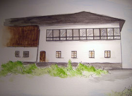 Kranz | Fassadengestaltung Vorschlag