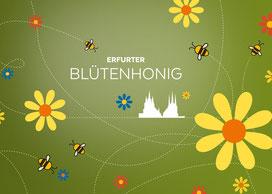 Bild Erfurter Blütenhonig