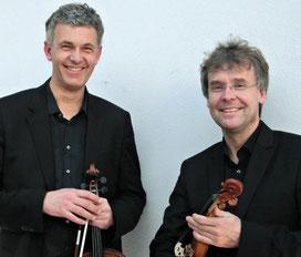 Firmian Lermer und Werner Neugebauer