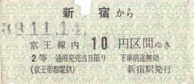 京王帝都電鉄