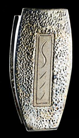 vase, argile, terre, raku, céramique, décoration, art de la table