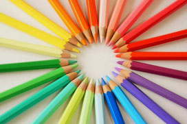 色鉛筆の画像