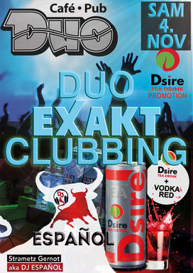 #pubduo #dsire #djespanol #Clubbing #promotion #teadrink #Party