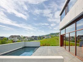 Wohnhaus in Oberrieden, Rossetti + Wyss Architekten