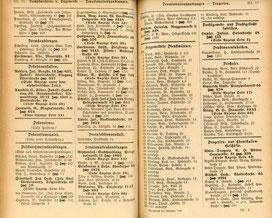 Behördenverzeichnis