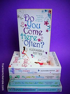 Books by Alexandra Potter