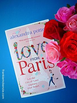 Love from Paris written by Alexandra Potter