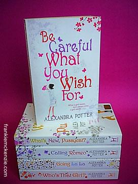 Novels by Alexandra Potter