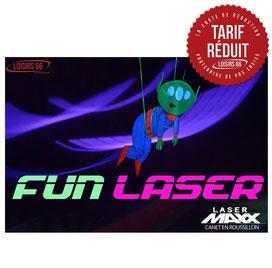 Fun LASER Canet Loisirs 66