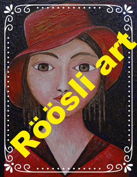 Roeoesli , Lucerne Painter Artist , Art Pictures ,