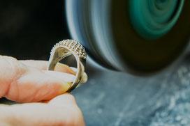 Reparatur von Eheringen