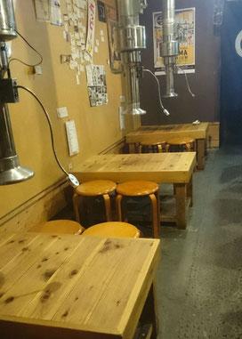 縁台(テーブル)