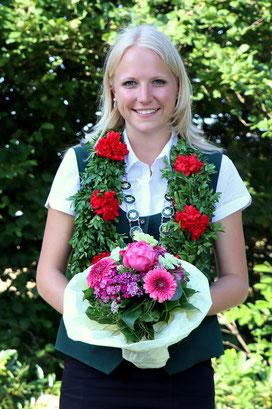 Jugendfreihandkönigin Lena Lehmann