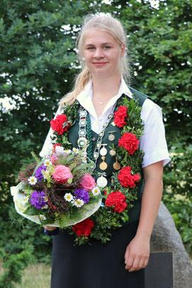Jugendfreihandkönigin Greta Buchholz