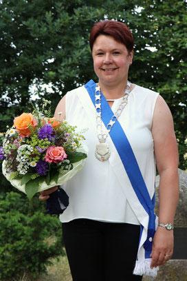 Bürgerkönigin Ines Felgentreu