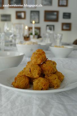 Foodblog Schweiz, Vadai, Kachari, Hummus Rezept