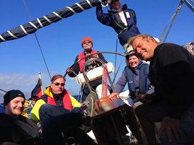 AVALON Crew - Törn mit Skipper Jochen