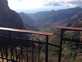 Landausflug auf La Gomera - Valle Gran Rey