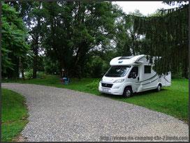 Camping de Ranchot