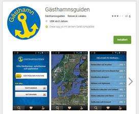 Schwedische Häfen, auch mit Infos für Stellpätze!
