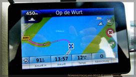 Überquerung der Elbe