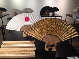 「日本画家の扇子展PLUS」(gallery maronie/京都)