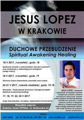 Flyer ,Polen, Jesus Lopez