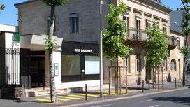 Banque - Brive-la-Gaillarde (19)