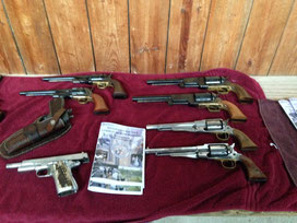 Zu Gast bei den Westernschützen in P'burg
