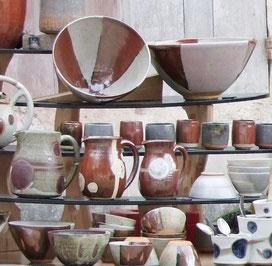 stand de céramique