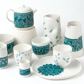 Vaisselleb céramique