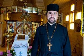 Griechen in Zgorzelec: Priester Marek Bonifatiuk
