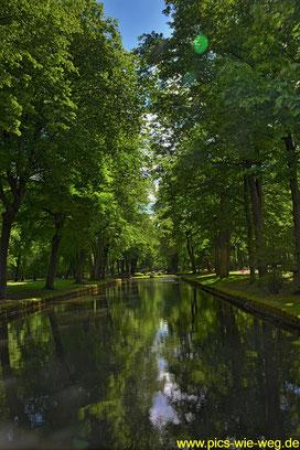 Hofgarten - Bayreuth