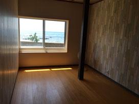 部屋2 海側