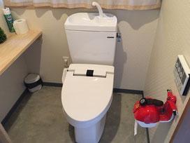 カフェ用トイレ