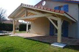 couverture terrasse sur mesure