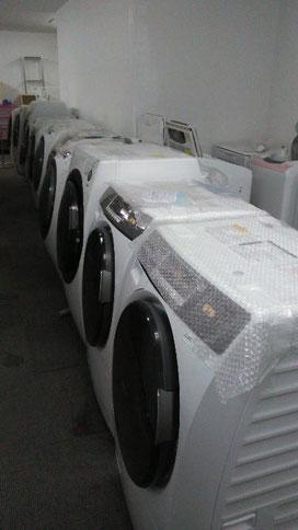 ドラム式洗濯機が豊富