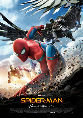 Plakat Spider-Man: Homecoming